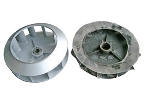 replacement fan impeller