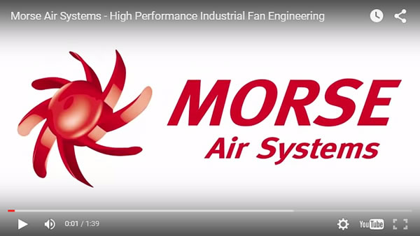 High Performance Industrial Fan Engineering Video